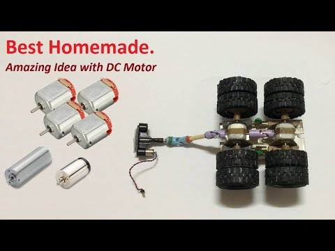 RC homemade how to make RC Heavy Tuck 6x6 Back axcle Home Action