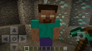 Download Lagu How To Spawn Herobrine in Minecraft Pocket Edition with Addons (I Found Herobrine Again!) Mp3