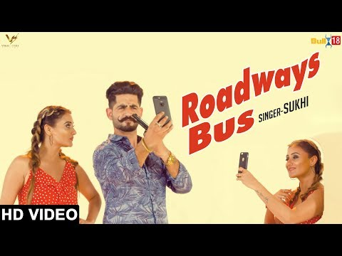 Roadways Bus - Sukhii || ft. Jaggi kharoud || Latest Punjabi Song 2017 || VS Records