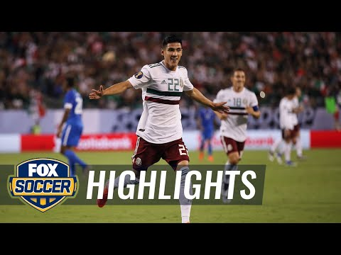90 in 90: Martinique vs. Mexico | 2019 CONCACAF Gold Cup Highlights
