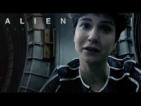 Alien: Covenant (Viral Video 'Crew Messages: Daniels')
