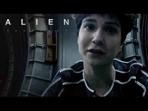 Alien: Covenant Viral Video 'Crew Messages: Daniels'