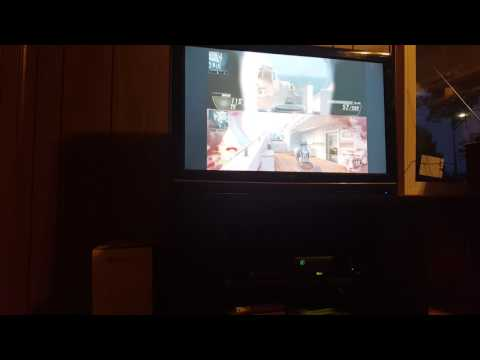 Matthew playing cod2 with his sister Kimber MUST WATCH!!!!