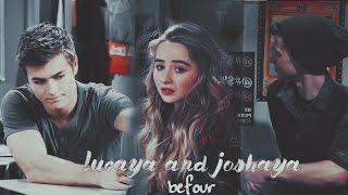 lucaya and joshaya | befour