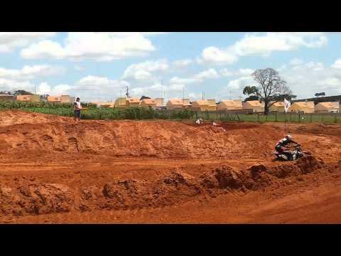 1º etapa de moto cross em Sebastianópolis do Sul SP