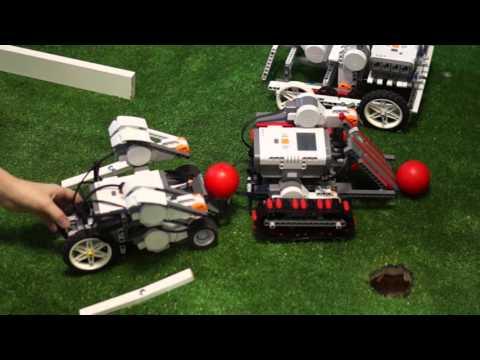 II Краевой открытый Робототехнический фестиваль «IQ-Robot»