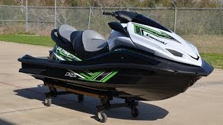 5. $11,199:  2014 Kawasaki Ultra LX Jet Ski   FOR SALE
