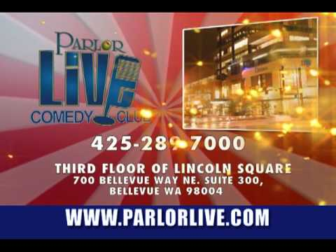 Parlor Live Comedy Club, Todd Bridges and Faizon Love