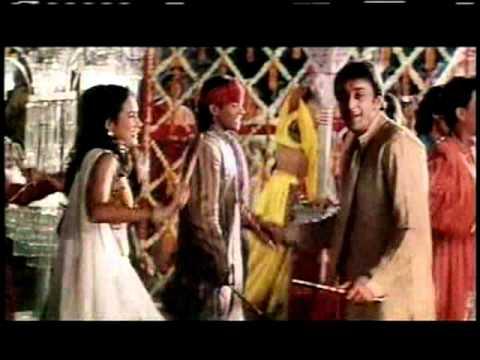 "Download ""Ghoonghat Mein Chand Hoga"" Khoobsurat Ft. Sanjay Dutt, Urmila Martondkar HD Mp4 3GP Video and MP3"