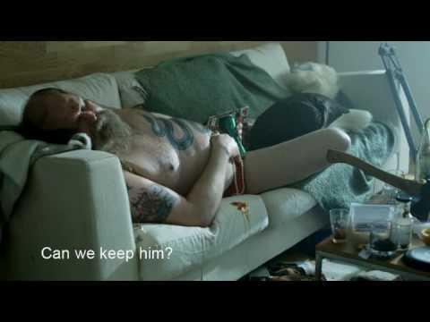 VisitDenmark Sweden commercial with subtitles - Burglary