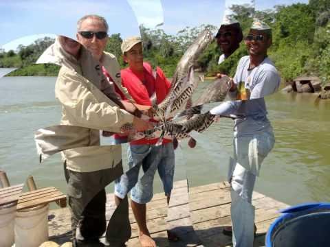 Pescaria Rio Kuluene_Xingu Rancho Mutum