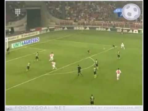 i migliori goal di sneijder