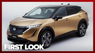 2021 Nissan Ariya: Is this ELECTRIC SUV, better than a Tesla Model Y? by Roadshow