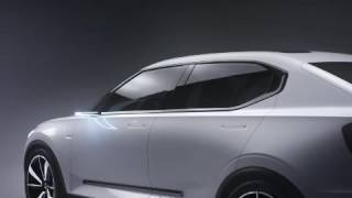 Volvo 40 Serisinin Tanıtım Videosu