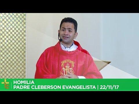 PROGRAMA VINDE A MIM | PADRE CLEBERSON EVANGELISTA | 28/10/17