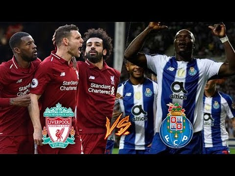 Liverpool Vs Porto | Champions League 2018/2019 | 10/4/2019 | Pes 2019