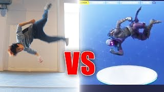 Video Fortnite Tänze in Real Life | Gong Bao MP3, 3GP, MP4, WEBM, AVI, FLV Maret 2019