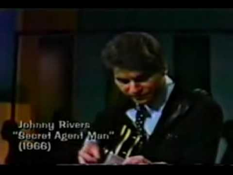 Secret Agent Man (1966) (Song) by Johnny Rivers