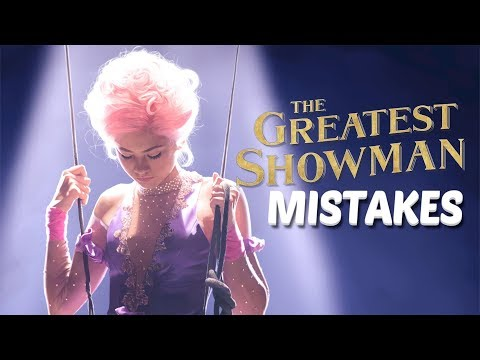 The Greatest Showman MOVIE MISTAKES - Biggest Goofs, Fails & Everything Wrong You Missed