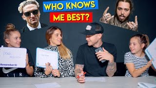 Video Who Knows me Better Challenge! MP3, 3GP, MP4, WEBM, AVI, FLV September 2019