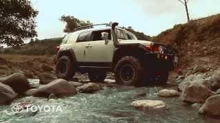 No te pierdas el video de la primera Experiencia Ruta FJ con las 4x4 Toyota FJ Cruiser!