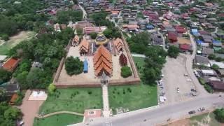 Lampang Luang Thailand  city photos gallery : Lampang Thailand - Wat Phra That Lampang Luang Koh Kha วัดพระธาตุลำปางหลวง