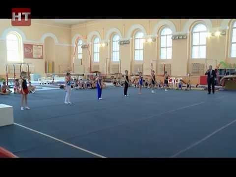 Новгородки стали победительницами международного турнира по спортивной гимнастике среди юниорок в Риге