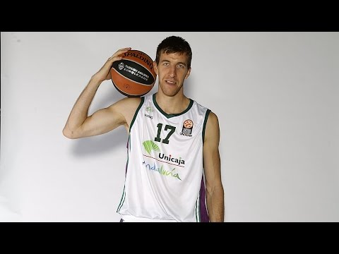 Focus on: Fran Vazquez, Unicaja Malaga