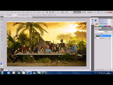Photoshop CS5 Tutorial – Basic tools