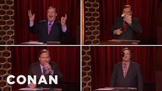 "The ""Andy Richter Reacts"" Supercut  - CONAN on TBS"