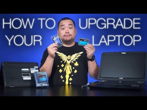 What Options Are There for Laptop Upgrades?
