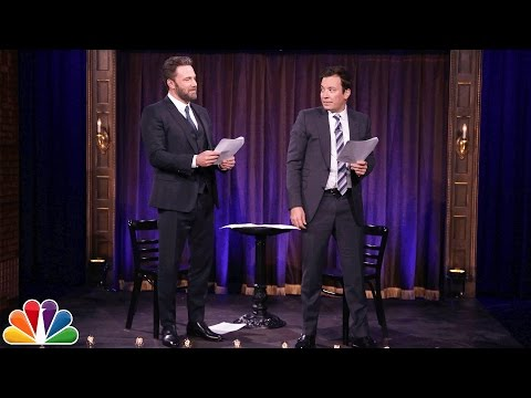Kid Theater with Ben Affleck