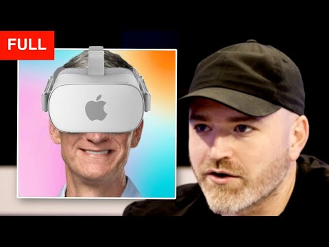 Apple's First VR Headset...
