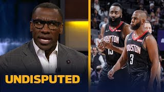 Video James Harden and Chris Paul cannot coexist on the Rockets — Shannon Sharpe | NBA | UNDISPUTED MP3, 3GP, MP4, WEBM, AVI, FLV Juni 2019
