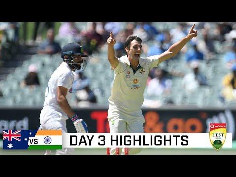 Adelaide amazes again: India crash as Aussies take 1-0 lead | Vodafone Test Series 2020-21