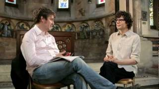Simon Amstell Interviewed by Tim Key