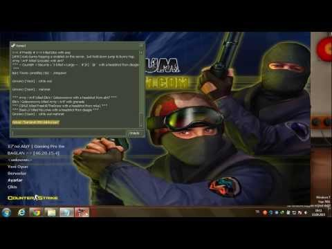 Counter Strike 1.6 'Da En Güzel Hilesi