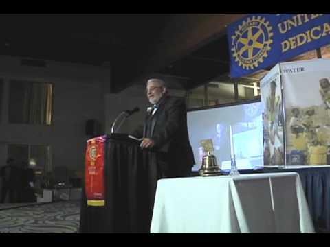 District Conference 2015: DG Mark Kessler's Farewell Speech