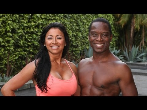 plastic - Plastic Surgeon Creates His Perfect Wife SUBSCRIBE: http://bit.ly/Oc61Hj PLASTIC surgeon David Matlock has created ideal bodies for himself and his wife - en...