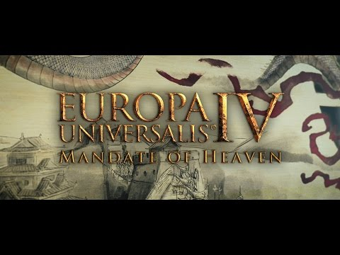 Europa Universalis IV: Mandate of Heaven - Announcement