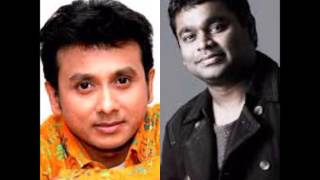 Video Great 10 Tamil Songs of Unni Krishnan with AR Rahman MP3, 3GP, MP4, WEBM, AVI, FLV September 2018