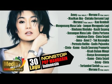 NONSTOP POP MANDARIN INDONESIA (30 LAGU) SIDE A - Full Album (Original Audio) Mp3