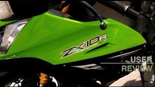 9. Kawasaki Ninja ZX10R 2014 | User Review | The AutoTor