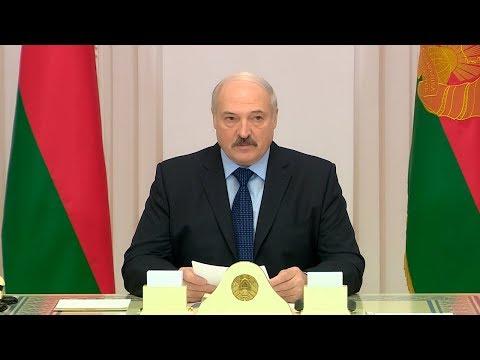 Лукашенко о важности снятия разногласий с Россией в пограничной сфере