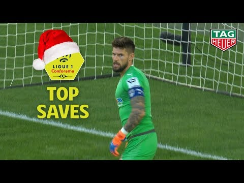 Top 10 Saves | Mid-season 2018-19 | Ligue 1 Conforama