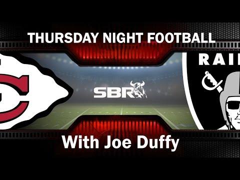 Kansas City Chiefs vs Oakland Raiders NFL Week 12 Thursday Night Football Preview w/ Duffy, Loshak