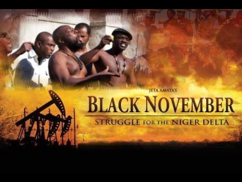 Black November Nigerian Hollywood Movie Review