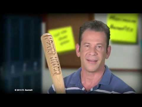 "Rhode Island Personal Injury Attorney Rob Levine TV Commercial – ""Baseball"""