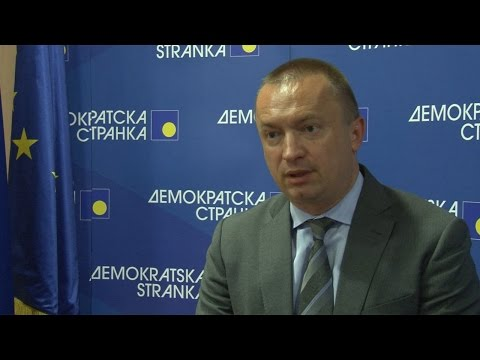Пајтић: ДС ће увек бити у првим редовима одбране воље грађана