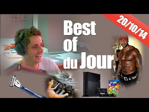 2.0 - Best of vidéo Guillaume Radio 2.0 sur NRJ du 20/10/2014 ABONNE-TOI À LA CHAÎNE ICI : http://bit.ly/1q16QTM Facebook : http://on.fb.me/XOQZxb Twitter: https://twitter.com/guillaumepley...